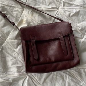 Abercrombie & Fitch Messenger Bag